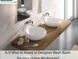 Stylish and Designer Wash Basin